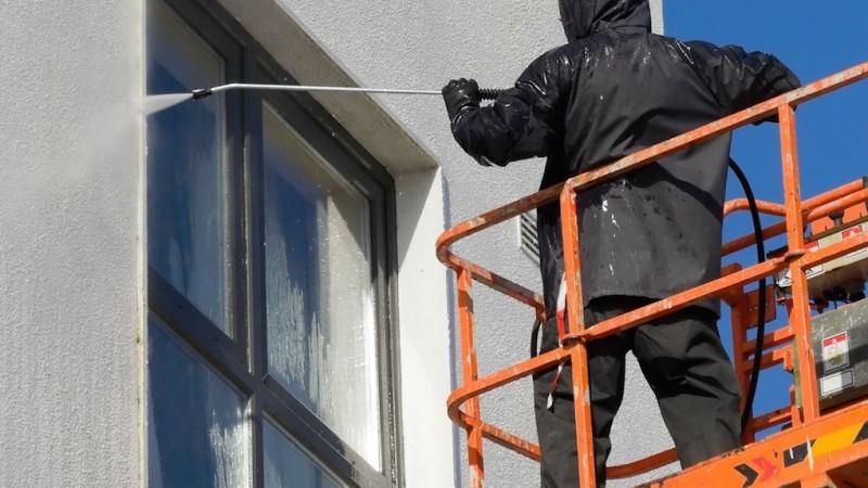 devis nettoyage façade