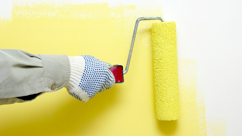 devis peinture plafond mur